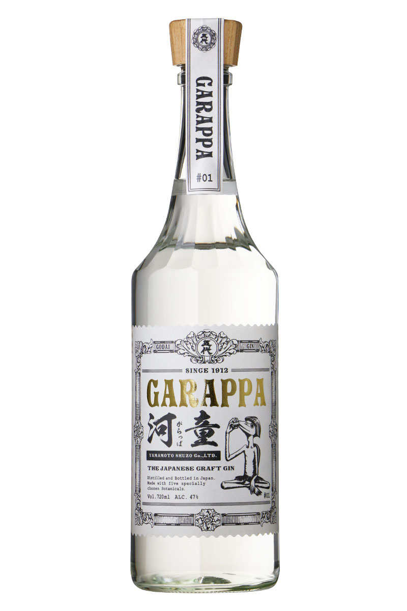 GARAPPA #01 CRAFT GIN
